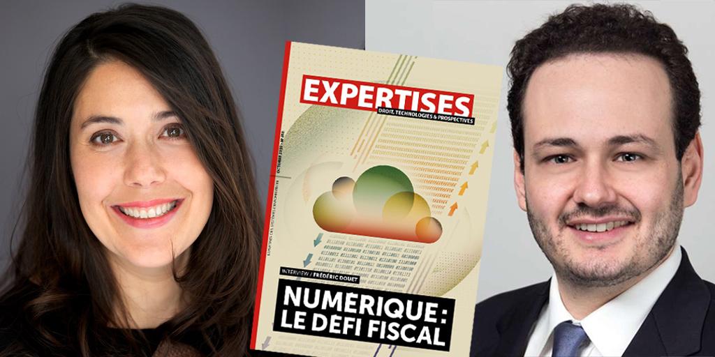 Stéphanie Ropars et Olivier Hayat dans Expertises