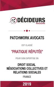 avocats negociations collectives