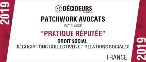 droit social relations de travail