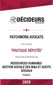 avocat ressources humaines